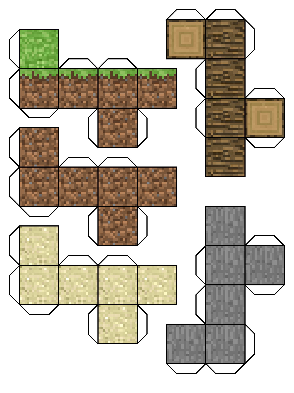 Minecraft+creeper+skin+template